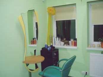 gabinet fryzjerski