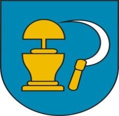 Gmina Miedźna - herb