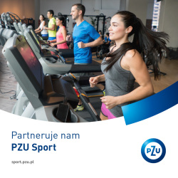 grafika Partneruje nam PZU Sport